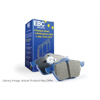 EBC Bluestuff NDX Trackday Brake Pad Set To Fit Front Part No DP52055NDX