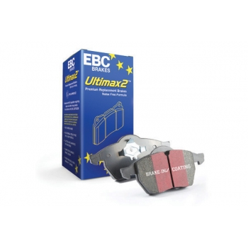 EBC Ultimax OE Replacement Brake Pad Set To Fit Front DPX2055