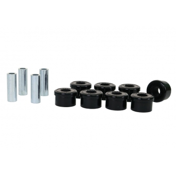Whiteline Trailing arm - lower bushing W61446 Toyota COROLLA  _E8_ 1.3 (AE80) 1983 - 1984