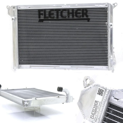 Fletcher 40mm Alloy Radiator - Mini Cooper S R53