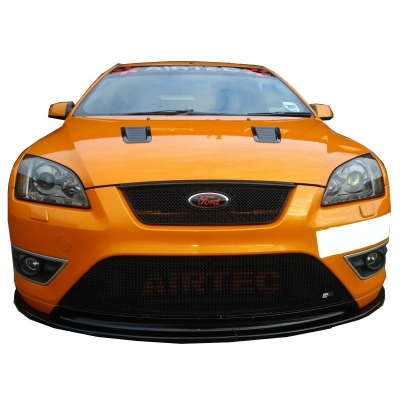 Zunsport ZFR35805 Full Front Lower Grille Set Ford Focus ST 05MY in Silver or Black